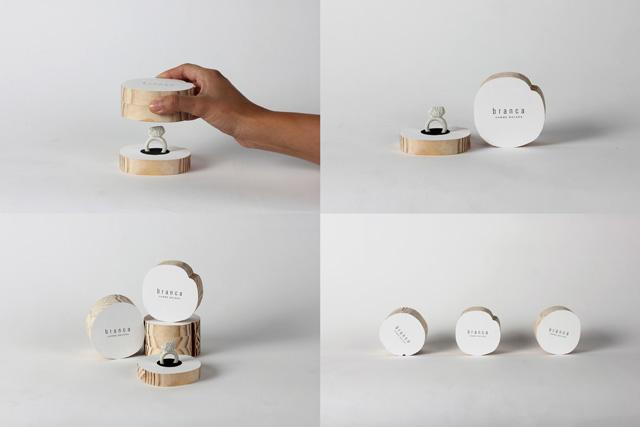 BRANCA, packaging de joyería