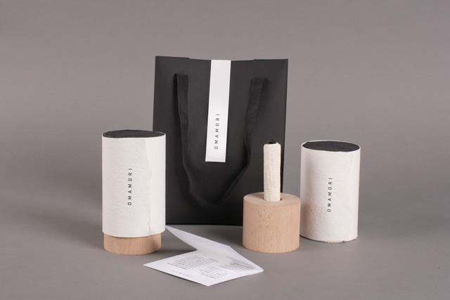 OMAMORI, packaging de joyería