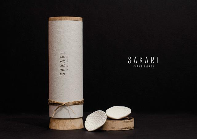SAKARI, packaging de joyería