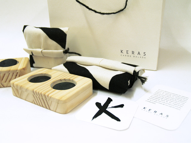 KERAS, packaging de joyer'a