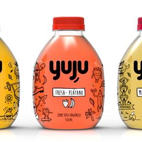 YUJU: zumos divertidos
