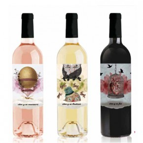 Packaging de vino