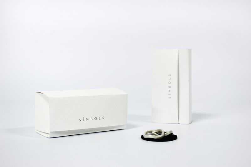 Símbols de Laura Aguilar y Bárbara Gonzalez. Master en Diseño de Packaging de ELISAVA, 2014-2015