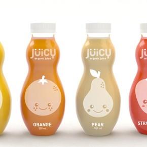 Juicy, fruta para beber