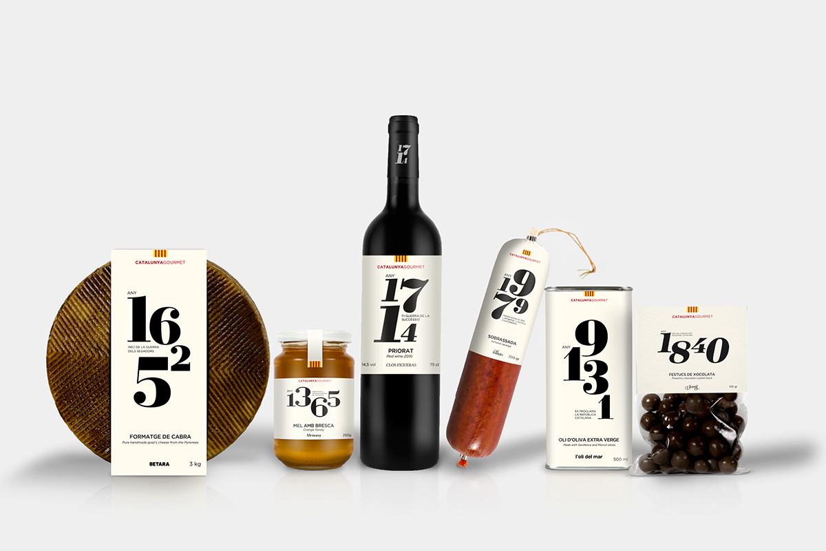 Years de David Pla García y María Ramos Navarro. Master en Diseño de Packaging ELISAVA, 2014-2015