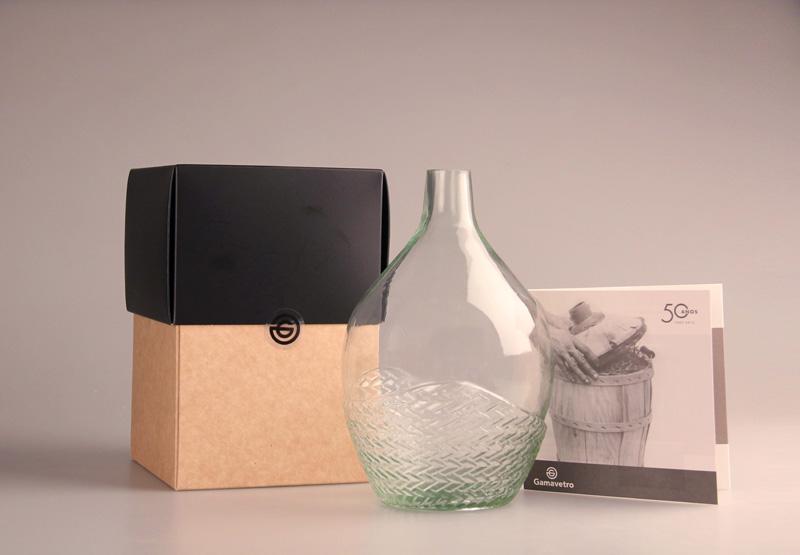 Gamavetro de Silvia Albertí, Ester Goy y Berenice Vázquez. Master en diseño de Packaging de ELISAVA, 2014