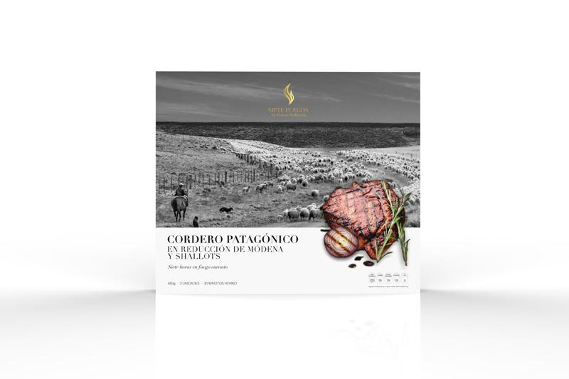 Siete Fuegos de Juliana García, Sara García y Corina Saccal. Master en Diseño de Packaging ELISAVA, 2014-2015