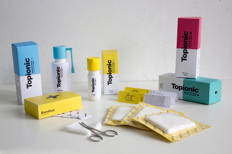 Topionic de Mireia Ordeix, Laura Aguilar, Bárbara González y Laura Planas. Master en Diseño de Packaging de ELISAVA, 2014-2015.