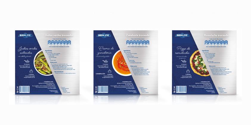 Birds Eye de María Elipe y María Romero. Master en Diseño de Packaging de ELISAVA, 2015-2016.