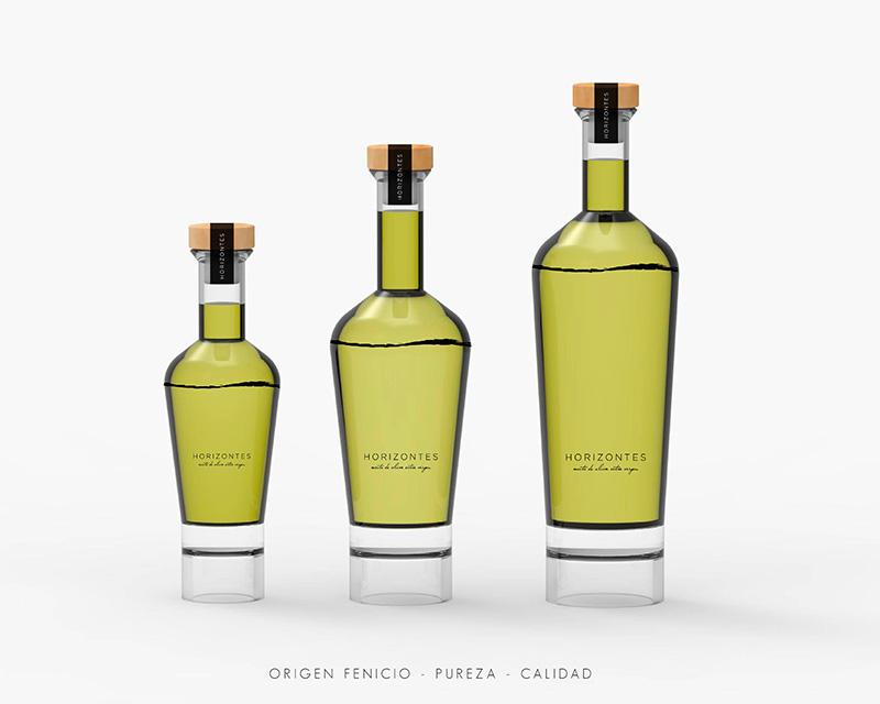 Horizontes de Fernanda Madrigal, Sandra Mora y Alonso Moure. Premios Estal, Master en Diseño de Packaging de ELISAVA, 2015-2016.