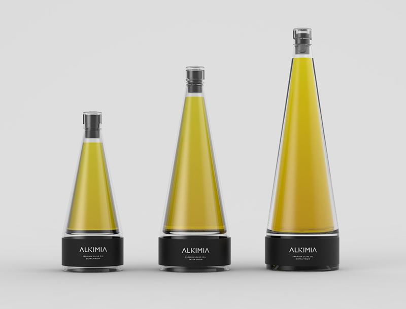 Alkimia de Isabel Laugerud Tabarini, Nancy Nieto y Maria Fernanda Peña. Premios Estal, Master en Diseño de Packaging de ELISAVA, 2015-2016.