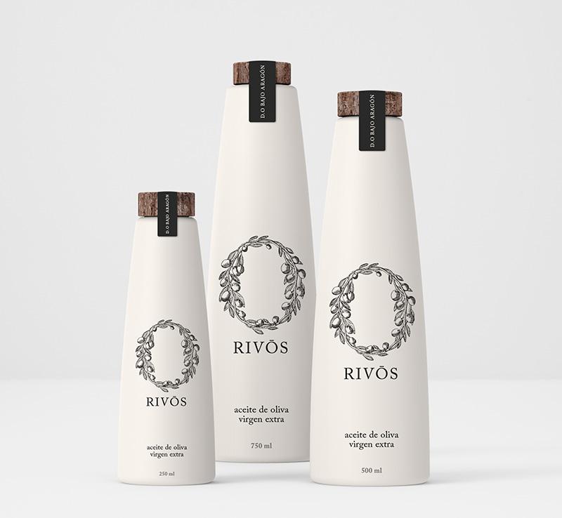 Rivos de María Elipe, Claudia Lepesqueur y Macarena Norambuena. Premios Estal, Master en Diseño de Packaging de ELISAVA, 2015-2016.