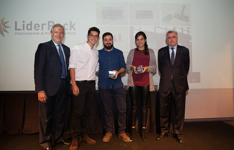 Entrega de premios liderpack 2015